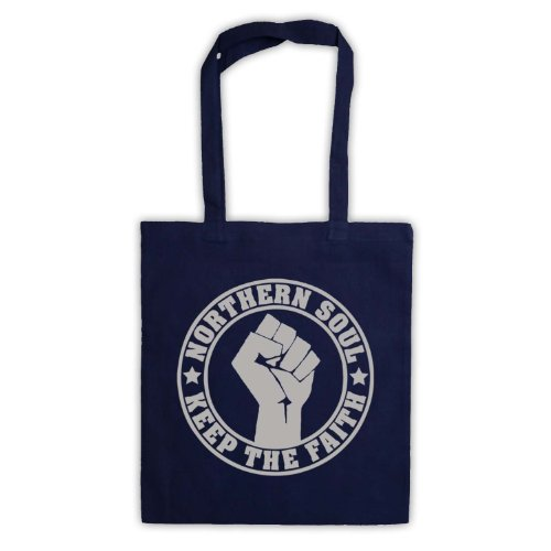 Bag blue Soul Navy Tote Northern Keep The Faith CvH87nwq