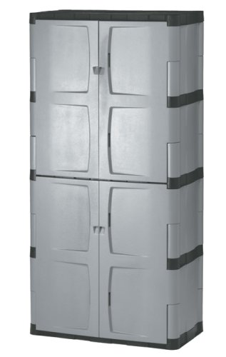 Rubbermaid Storage Cabinets With Doors Home Decor