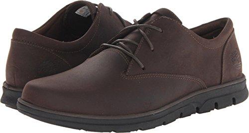 Timberland Men's Bradstreet Plain Toe Oxford,Dark Brown,9.5 M -