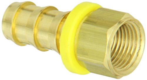 Top Hydraulic Push On Hose Fittings