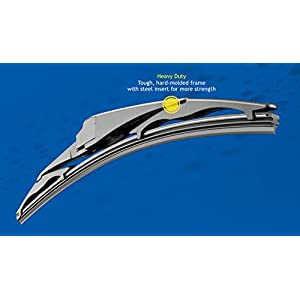 Michelin 9512 Rear Windshield Wiper Blade - 12 inches (Pack of 1)