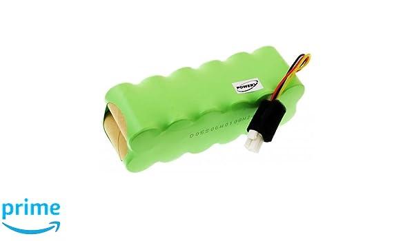 Batería para Samsung Navibot SR8855, 14,4 V, NiMH: Amazon.es: Electrónica