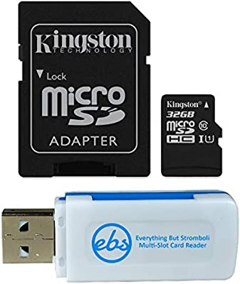 Amazon.com: Kingston - Tarjeta de memoria SDXC y adaptador ...