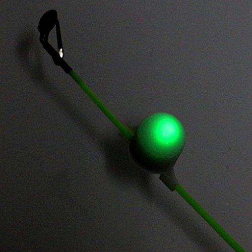 Minzhi Wireless Mini Minzhiing Strike Alert Rod Tip Night Light Strike Glow Alarm Electronic Waterproof Minzhiing Alarm
