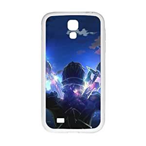 Shiny cool warrior Cell Phone Case for Samsung Galaxy S4 by runtopwell