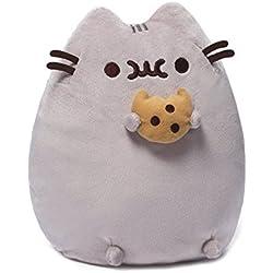 "GUND Pusheen Snackable Cookie Stuffed Animal Plush, 9.5"""