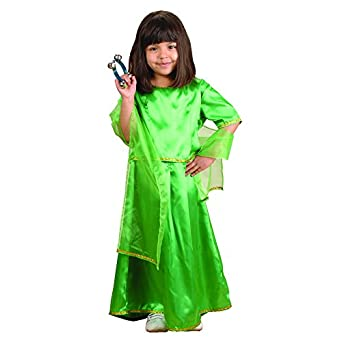 Indian Girl Kids Costume - Fits Most Children Ages 3-6  sc 1 st  Amazon.com & Amazon.com: Indian Girl Kids Costume - Fits Most Children Ages 3-6 ...