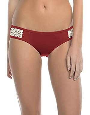 Women's Natural Fever Hipster Bikini Bottom