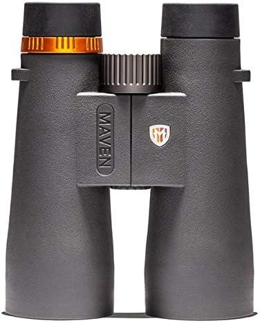 Maven C3 ED Binocular Gray Orange 12X50