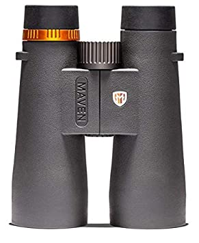 Maven C3 ED Binocular Gray//Orange 10X50