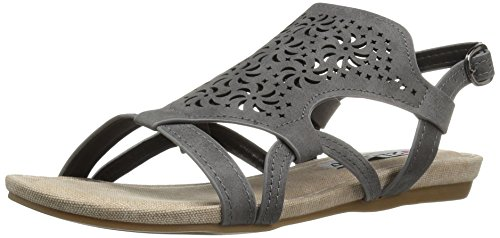 2 Lips Too Women Cassie Dress Sandal Slate