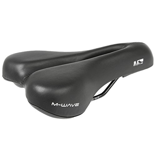 M-Wave Tour Ii ATB Saddle, Black
