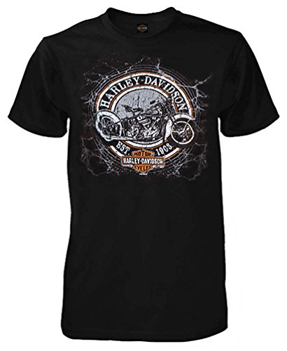 Harley Davidson Throttle Short Sleeve T Shirt