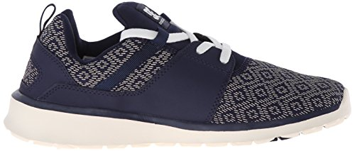 SE Navy Low Shoe Top Heathrow DC fw5Fq7x
