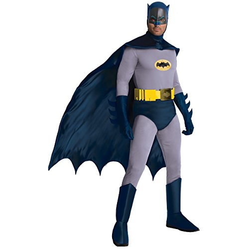 Grand Heritage Batman Adult Costume - Standard]()