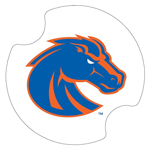 Thirstystone Thirstystone Boise State University Car Cupholder Coaster, 2-Pack