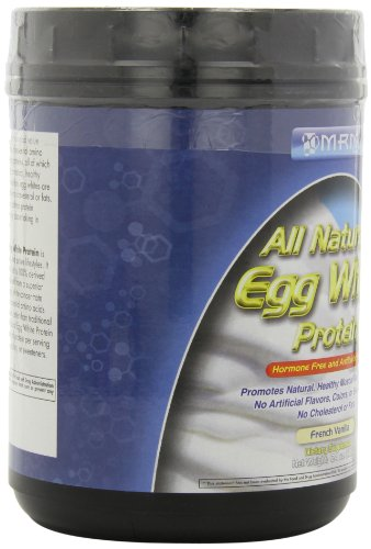 MRM-All-Natural-Egg-White-ProteinFrench-Vanilla-24-Ounce