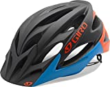 Giro GH22140 Mens Xar Dirt Bike Helmet, Matte Black/Glowing Red/Blue - S
