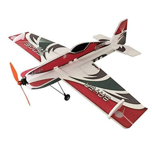 Part & Accessories Bayer Model 540 800mm Wingspan EPP 3D Aerobatic RC Airplane KIT With Landing Gear Popular Toys Models - (Color: - Rc Aerobatics Fly