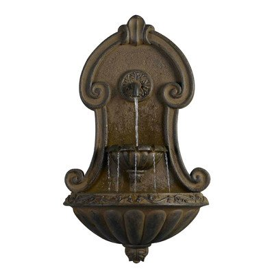 Muro Elegante Wall Fountain Finish: Copper