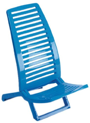 Alco - Silla Playa Propileno Color Azul Color 130 1-600AZ