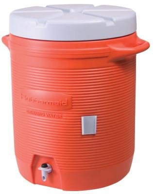 Rubbermaid Home Products 325-1841106 Orange 5 galones de ...
