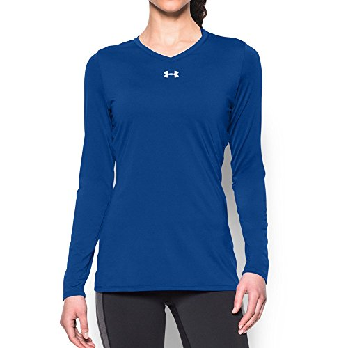 (Under Armour UA Power Alley Jersey SM Royal)