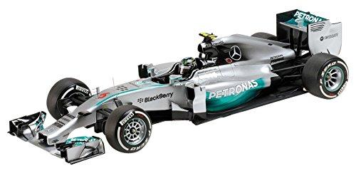Mercedes F1 W05 hybrid, No.6, Mercedes AMG formula 1 team, Petronas, formula 1, 2014, Model Car, Ready-made, Minichamps 1:18 -