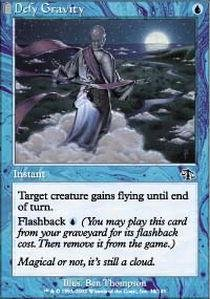 Magic: the Gathering - Defy Gravity - Judgment