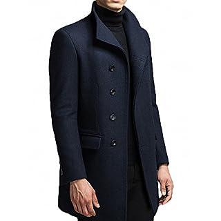 Men's Navy Coat