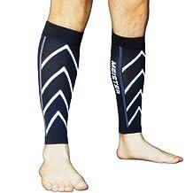 Meister MMA Compression Sleeves, Black, Large