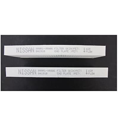 Genuine Nissan Accessories 999M1-VR006 In-Cabin Microfilter: Automotive