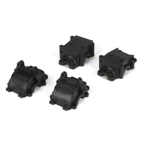 - Losi Front: Rear Gearbox Set: Mini 8IGHT,DB, LOSB1921