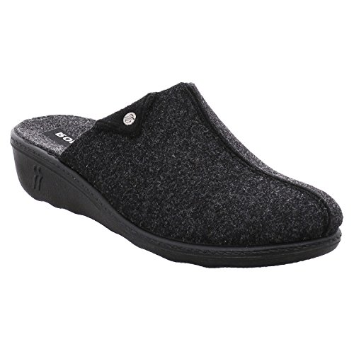 Romika Women's Romilastic 384 Clogs Grey (Anthrazit 700) HOO9X