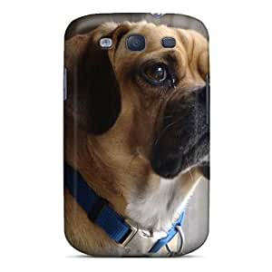New Style WilliamBain Hard Case Cover For Galaxy S3- Bandit