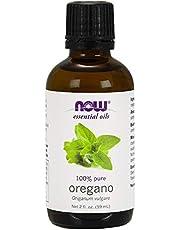NOW Foods - 100% Pure Essential Oil Oregano - 2 fl. oz.
