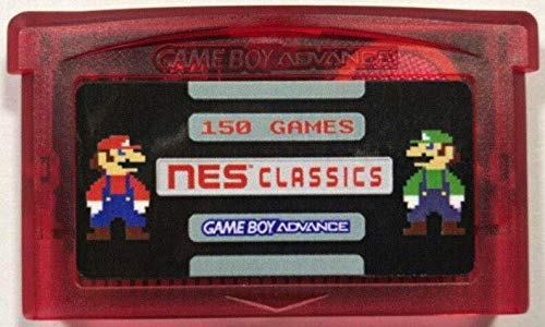 150 in 1 Multi Cart Classics Collection Super Games for sale  Delivered anywhere in USA