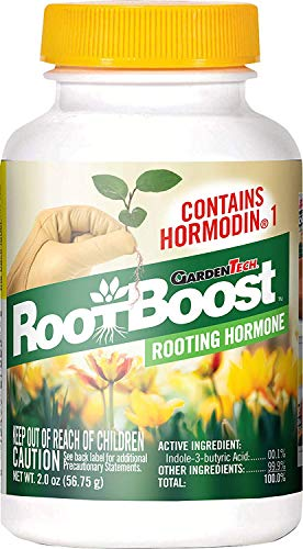 - RootBoost 100508075 Rooting Hormone Powder, 2 oz Green (2 Pack)