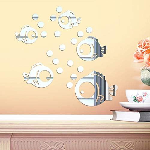 Feuille accentué Papillons Autocollants Muraux 26 gros autocollants roses /& Browns Room Decor