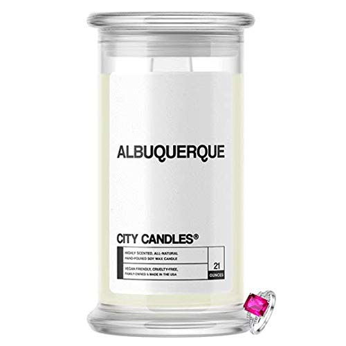 Outstanding Albuquerque City Jewelry Candle Surprise Jewelry Valued At 15 Funny Birthday Cards Online Unhofree Goldxyz