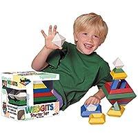 Wedgits Starter Building Blocks Starter 15 Piece Set