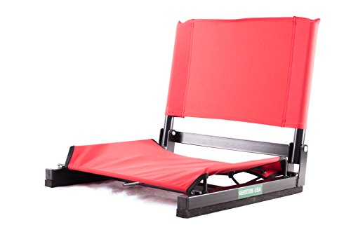 Stadium Seat By Gear Store, Red