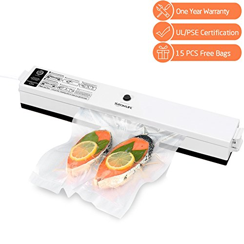 TINTON LIFE Vacuum Sealer Machine Sealing System Heat for sale  Delivered anywhere in USA