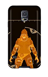 Hot New Arrival Cover Case With Nice Design For Galaxy S5- Mechanaruto Asuma 8179668K60803718