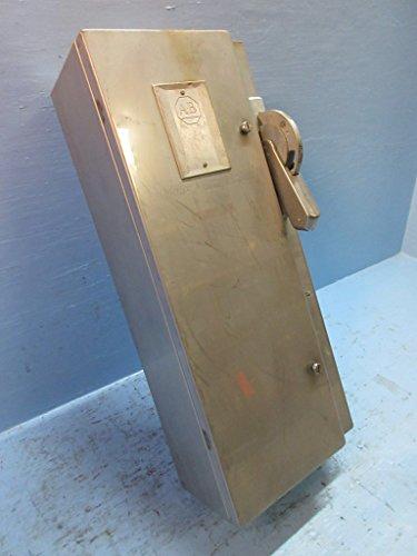 Allen-Bradley 709-COD103 Starter 45A 3P 600VAC (No Coil)