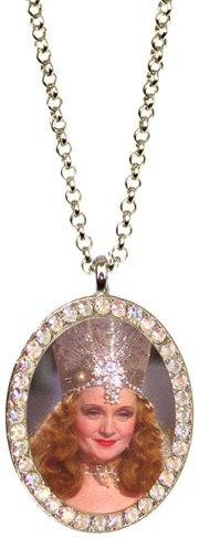 Tarina Tarantino My Pretty Large Pendant Necklace (Crystal AB)