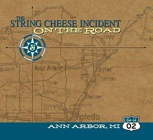 April 14, 2002 - Ann Arbor, MI: On the Road