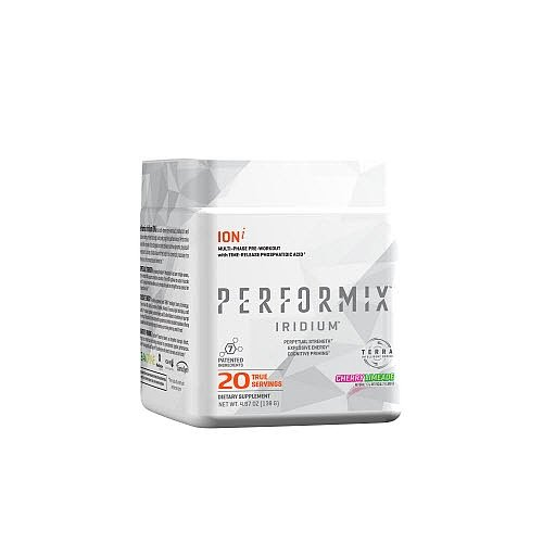 Performix IRIDIUM IONi Cherry Limeade 20 Servings