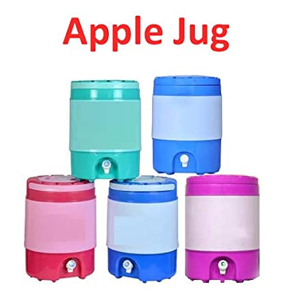 Buy A To Z Sales Argos 20 L Cool Chilled Insulated Plastic Thermos Flask Water Jar Dispenser Container With Tap Color May Vary Online At Low Prices In India Amazon In