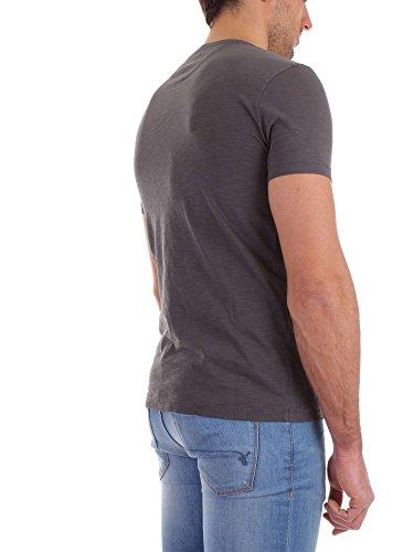 Woolrich Antracite T Girocollo shirt Da Uomo rfr0Xzn
